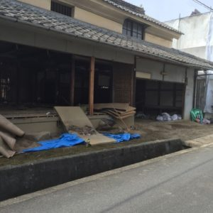 福山市 解体工事 AFTER1
