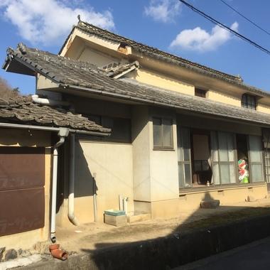 福山市 解体工事 BEFORE1
